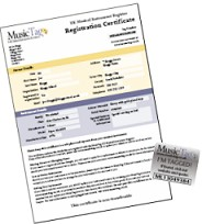 MusicTag certificate